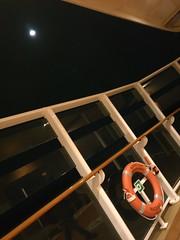 IMG_20161115_220531 (@jonchius) Tags: 2016 norwegianbreakaway cruise ncl supermoon lifesaver