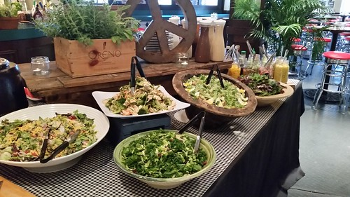 Catering: Salads