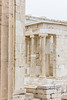 Athens-36 (Davey6585) Tags: travel wanderlust europe greece athens canon canont2i canonphotography acropolis akropolis acropolishill propylaea ruins greenruins ancientgreece ancient architecture