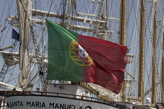 Portugal (jose_oteroo) Tags: canon 700d eos ship cadiz portugal flag bandera