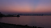 The Dawn (Rupam Dey (slg)) Tags: sunset evening lowlight slowshutter purple dawn water
