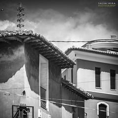 [ #54 :: 2017 ] (Salva Mira) Tags: teulades terrats tejados façanes fachadas roofs facades lavilajoiosa marinabaixa lamarina paísvalencià bn bw salvamira salva salvadormira