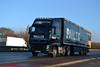 Volvo FH 'Pallex' reg M16 PLX (erfmike51) Tags: volvofh truck artic curtainside lorry pallex