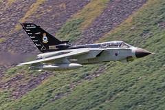 RAF Tornado Gr4, Dunmail, 9/7/16 (TheSpur8) Tags: tornado aircraft date dunmailraise 2016 skarbinski landlocked specials gr4 jet military uk lowlevel lakedistrict anationality places transport
