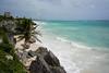 Tulum, Quintana Roo, Mexico (Loïc BROHARD) Tags: tulum quintanaroo yucatan mexico maya sea ocean carribean