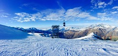 (Kresimir Grloci) Tags: magicmoments europe skiing lesdeuxalpes alpes