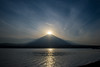 2014 Lake Yamanaka Diamond Fuji (shinichiro*@OSAKA) Tags: 20140201d017713 2017 crazyshin nikond610 afsnikkor2470mmf28ged fuji 山中湖 february winter yamanashi japan 32335119325