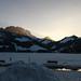 Lac  du Noir - Riggisalp - Ice Palace Selection