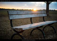 (netozeme) Tags: carlzeissjena carlzeiss czj zeiss spring bench swabian alb