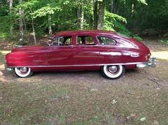 1950 Nash Ambassador Super 4-Door Sedan (Hipo 50's Maniac) Tags: sedan super nash ambassador 1950 4door airflyte