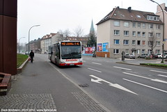 1519 (RE-ZR 3677) auf der Grüne Straße (B100S) Tags: bus reisen ag mb nordstadt zob stadtwerke dortmunder citaro o530 dsw21 zeretzke