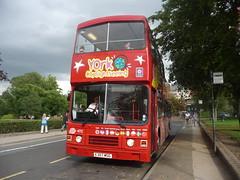 City Sightseeing York E307 MSG (North West Transport Photos) Tags: york city bus sightseeing alexander lothian leyland 307 olympian 4012 alexanderrh e307msg