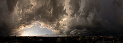 2015 06 23 - 9195-9223 - DC - Stormy Sunset (thisisbossi) Tags: usa clouds washingtondc dc nw unitedstates northwest panoramas sunsets storms shaw stitched logancircle panoramics