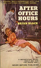 Beacon Books B772X - Brian Black - After Office Hours (swallace99) Tags: vintage 60s paperback beacon sleaze handbra chiriacka