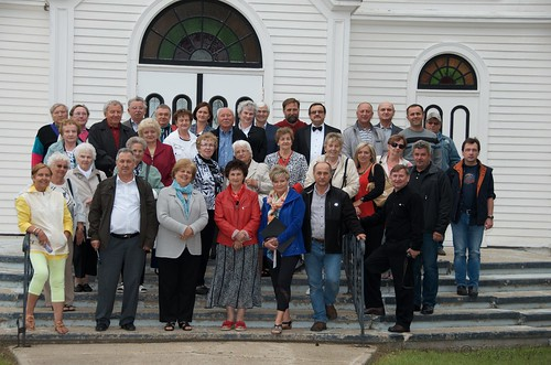 "The trip to the oldest Polish Parish in Alberta - Kraków, Alberta • <a style=""font-size:0.8em;"" href=""http://www.flickr.com/photos/126655942@N03/19454470445/"" target=""_blank"">View on Flickr</a>"