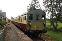 205009 Eden Valley Railway, Warcrop (Paul Emma) Tags: uk railroad england train railway cumbria thumper appleby demu dieseltrain heritagerailway edenvalleyrailway 205009 warcrop