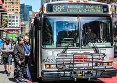 The Last Resort (chadfegley7) Tags: sf california city people bus 35mm square nikon downtown union sunny muni d3200