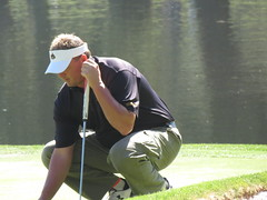 Roger Clemens getting ready to putt on the 6th hole (vpking) Tags: nevada laketahoe edgewood bostonredsox newyorkyankees torontobluejays houstonastros celebritygolf tahoesouth accgolf