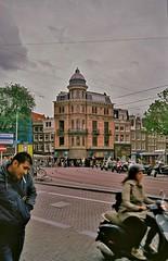 Amsterdam 4 (Ctharlhie) Tags: amsterdam 35mm superia infinity olympus 200 stylus mju1 candidandstreet