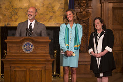 Isenhour Announced as Chief of Staff; McGinty Leaves Wolf Administration