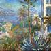 Claude Monet (París, 1840 - Giverny, 1926) Villas en Bordighera (1884)