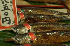 Fish Nikishi Market