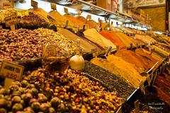 spice market (Axel Ku.) Tags: vacation travelling colors 35mm turkey europa europe tea urlaub istanbul türkei spices tee reise gewürze primelens canonef35mmf20 canoneos5dmarkiii