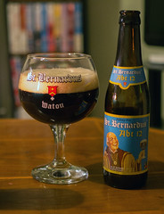 St. Bernardus Abt 12 (Mike Serigrapher) Tags: st bernardus abt 12 beer ale