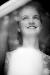 Smiling Bride (Morten Falch Sortland) Tags: getty photomortenfalchsortland stock stockphotography gettyimages allrightsreserved wedding ceremony love relationship everlasting whitebride party whitewedding peoplecountriesdömledömleherrgårdeventsforshagakarianneevenphotomortenfalchsortlandphotographerseasonssummerswedenthingstimevärmlandwedding