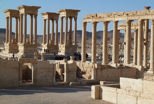 Trétapyle de Palmyre