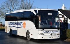 NH16SEH  National Holidays (highlandreiver) Tags: nh16seh nh16 seh national holidays coaches mercedes benz tourismo bus coach gretna green scotland scottish