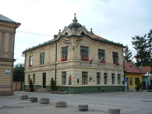 Szepsi, Városháza