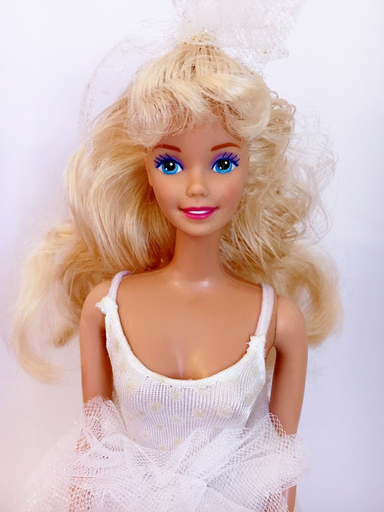 The world 39 s best photos of 1988 and barbie flickr hive mind - Barbie ballerine ...