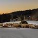 Snow, sheep, castles ... Scotland (heidiblanksma) Tags: snow sheep castles scotland landscape sunset castle kildrummy nikon d5300 polariser leefilter