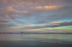 Vivid sky at Halla (Jyrki Salmi) Tags: jyrki salmi nikon d600 nikkor 1635mm kotka finland sunset sea clouds outdoor