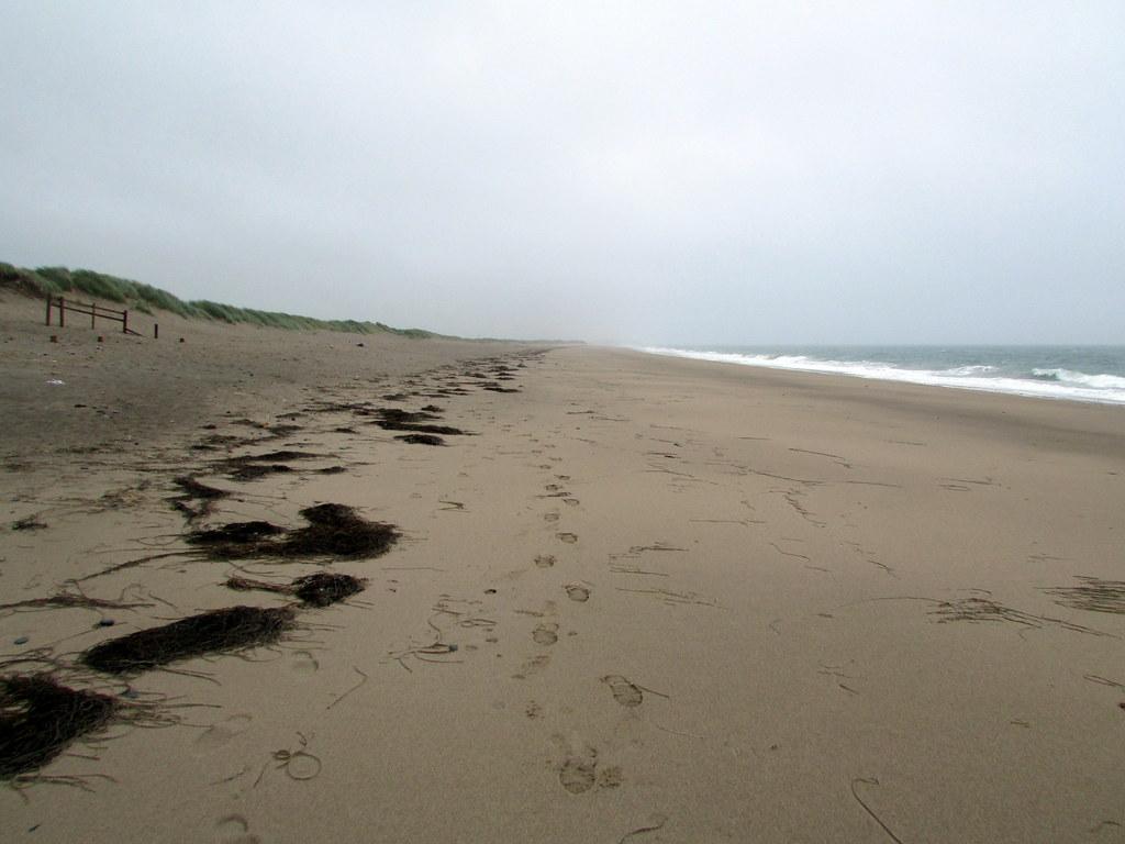 Abererch Beach