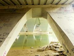 Debajo del puente de Santiago 2 (Nati Almao1) Tags: disdesanvalero2017