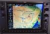 G1000 MFD en route (olaborda) Tags: flight flying en vuelo map g1000 garmin mfd