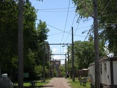 Montana-Dakota Utilities - Mobridge, SD (NDLineGeek) Tags: 12500v mdu retake