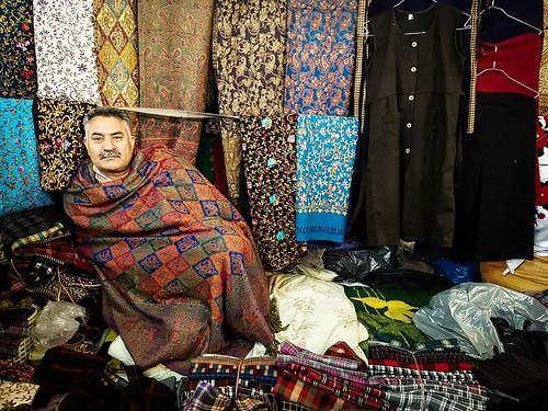 Jomeh Bazaar - Tehran