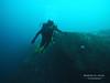 Belharra Underwater (YellowSingle 单黄) Tags: belharra cave canyon scuba diving plongée tech ocean atlantic wave gopro