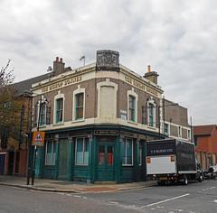 The Bishop Bonner (Dun.can) Tags: pub london e2 oldford hackney bishopbonner bonnerstreet roystonstreet boxing closed victorian