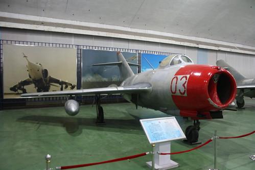 North Korea 03, China Aviation Museum, Chinese, Xiaotangshan 30th October 2016