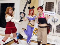 Kingdom Hearts Unchained Chi! (greyloch) Tags: magfest cosplay gamecharacter gamecharactercostume kingdomhearts disney silly funny 2017 canonrebelt6s friend pretty