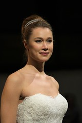 the Bride (rikbuitenwerf) Tags: bride love marriage fair beurs martiniplaza groningen nederland bruidegom
