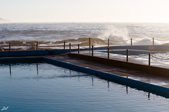 Dee Why Pool (David Field Photography) Tags: pool deewhy nsw australia ocean beach coast oceanpool swim sunrise mist