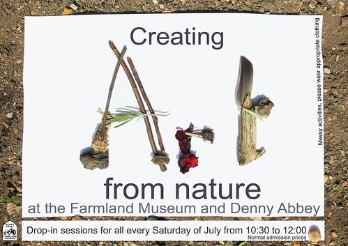 D5Land art july session-2