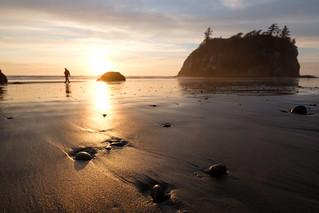 Exploring Washington coast [Explored]