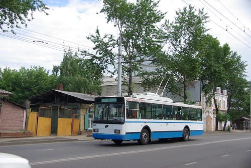 Irkutsk trolleybus VMZ-5298.00 293 ©  trolleway