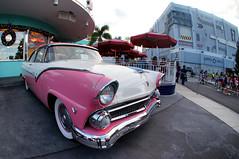 Chrome rules (Arimm) Tags: arimm car pink v8 chrome ford fairlane crown victoria